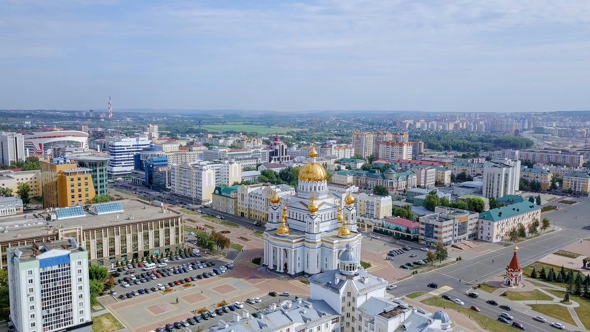 Экскурсии по Саранску