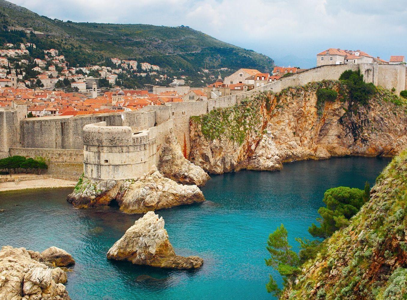 Межсезонье: Дубровник скучает по туристам