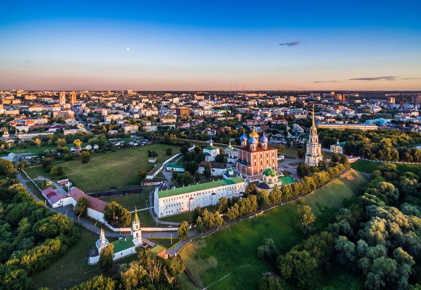 Грибной фестиваль в Рязани