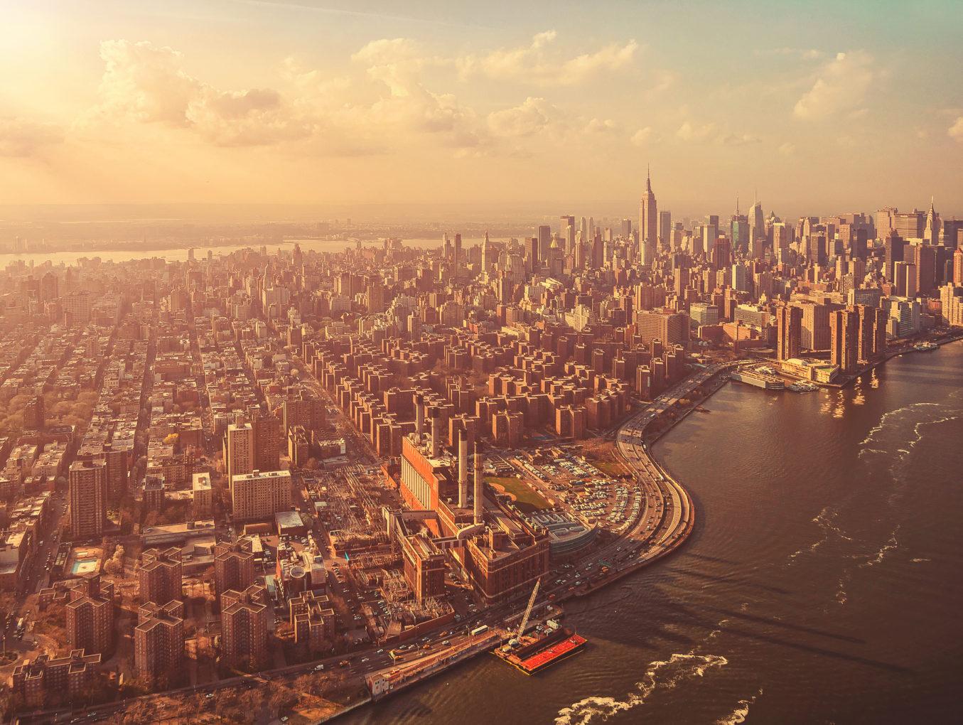 Названы самые фотографируемые города мира