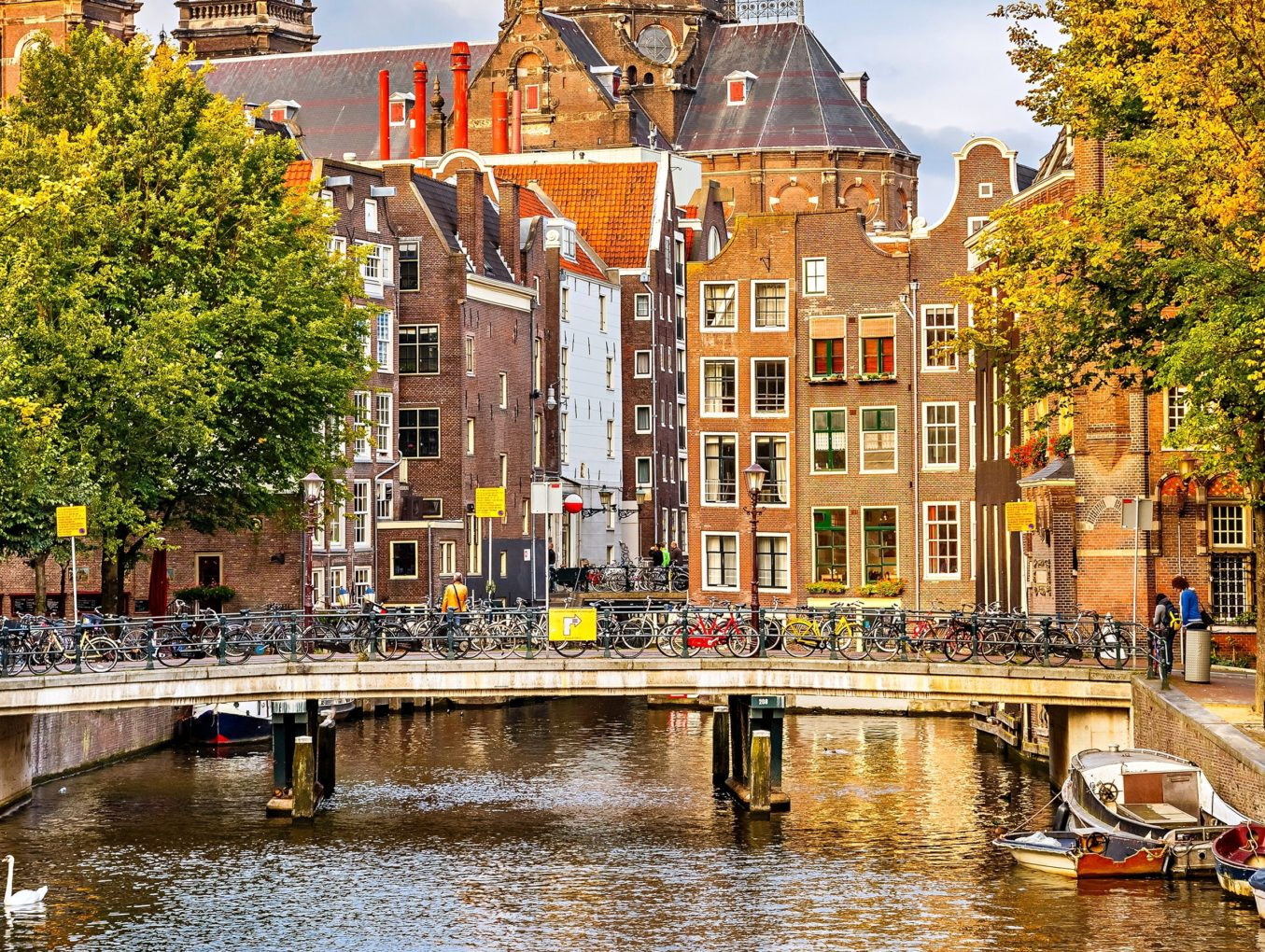 "В Амстердам за ""супругом на час"""
