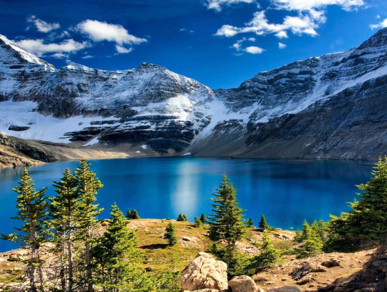 Самый большой в мире снежный лабиринт построили в Канаде