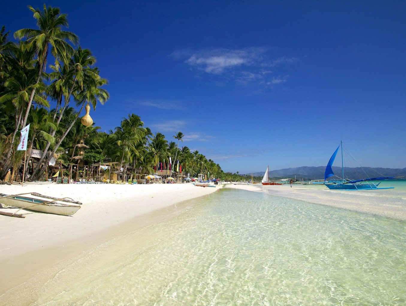 Остров Боракай откроют для посещений, но ограничат число туристов