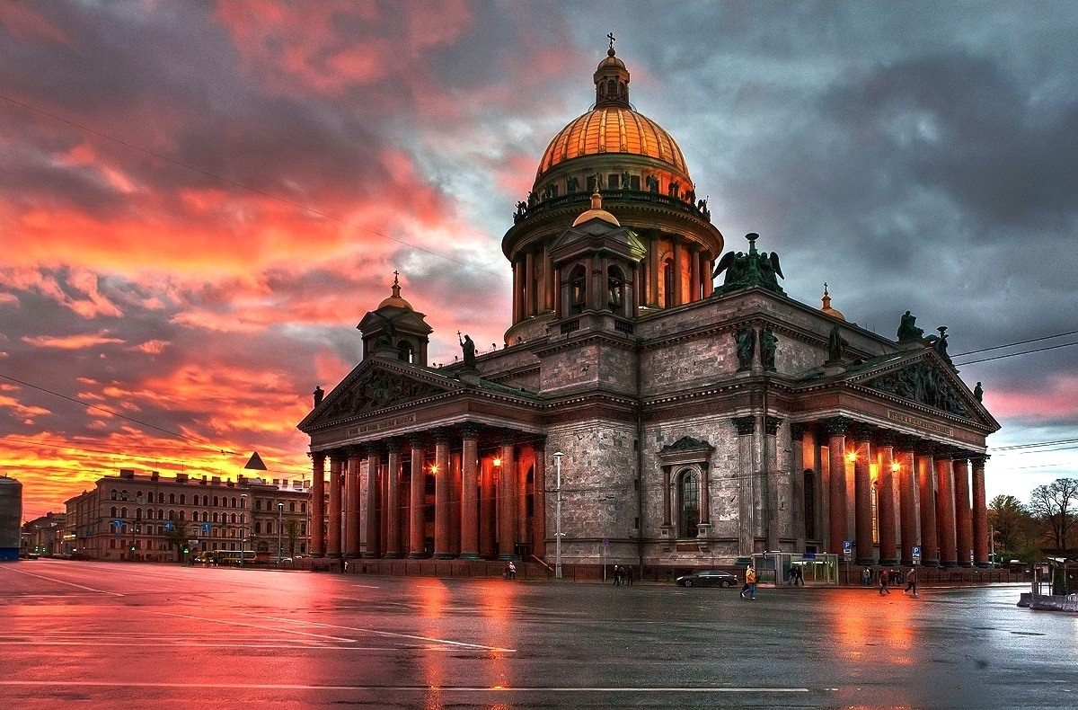 В Санкт-Петербурге не ждут гостей на Новый Год