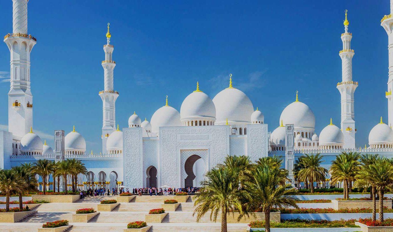 Спортивный остров открылся в Абу-Даби
