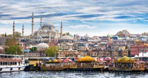 Турция стала самой популярной страной у россиян в 2020 году