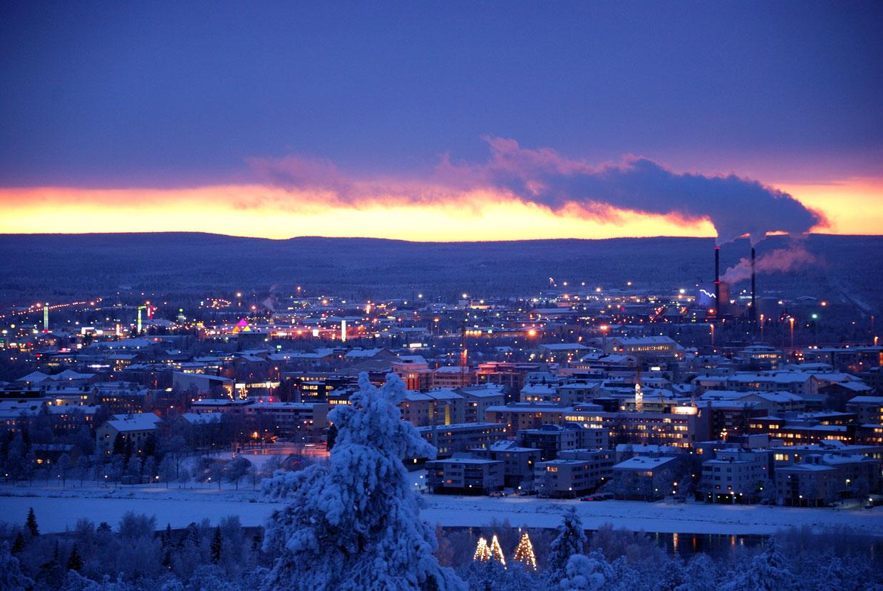 К новому году в Лапландии появится замок муми-троллей