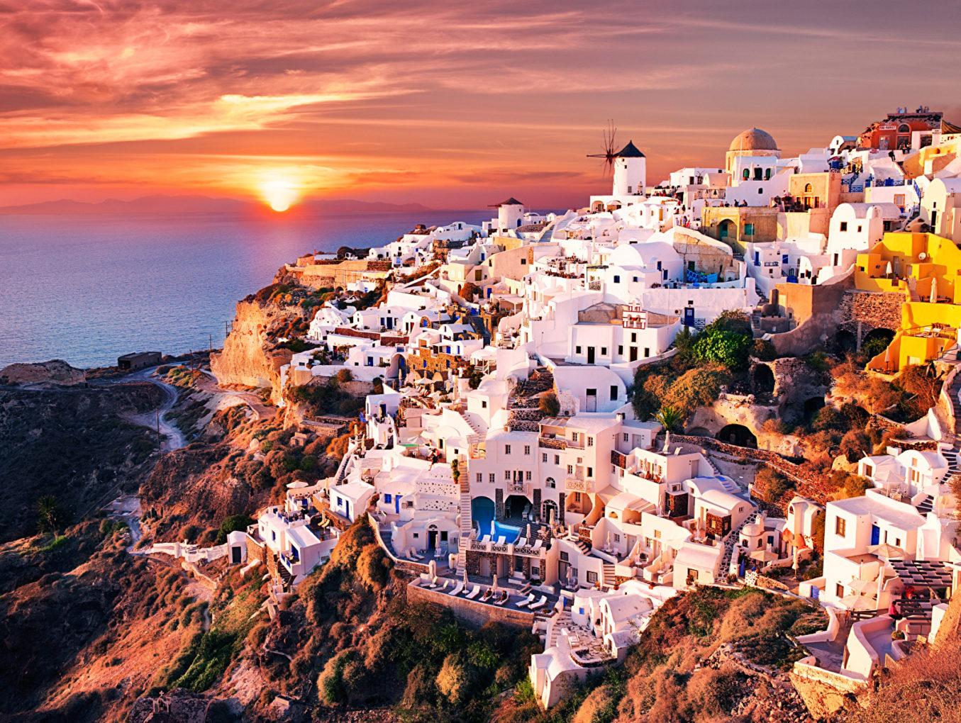 Жара в Греции: Акрополь закрыли для туристов
