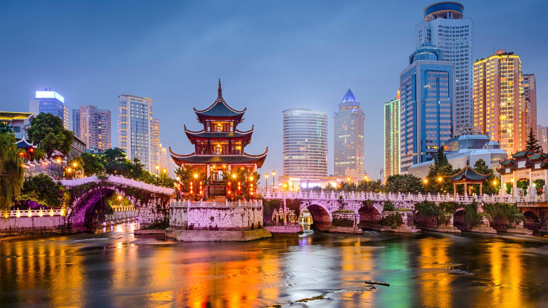 Китай запретит въезд иностранным туристам