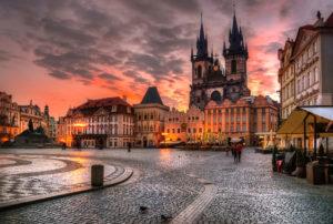 Прага: гуляйте и отдыхайте