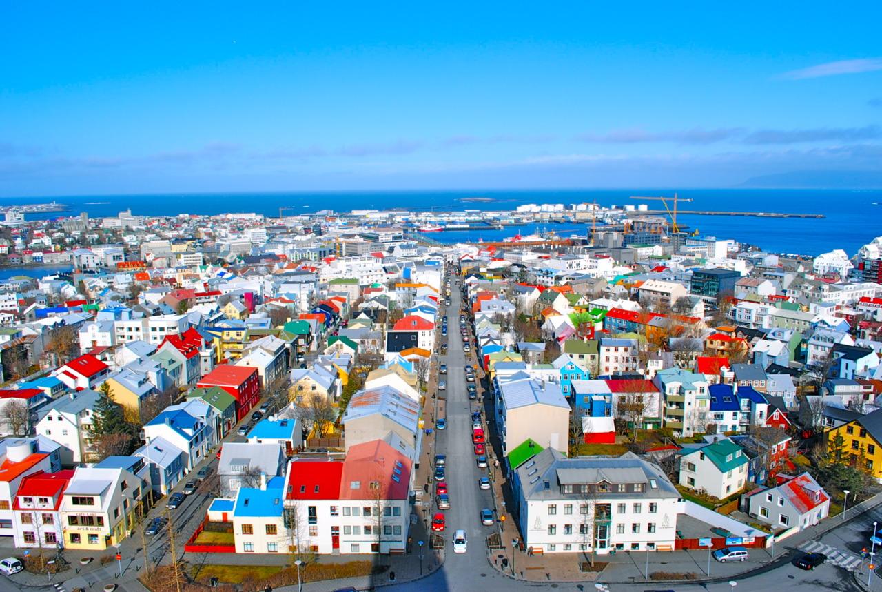 Работа мечты в Исландии