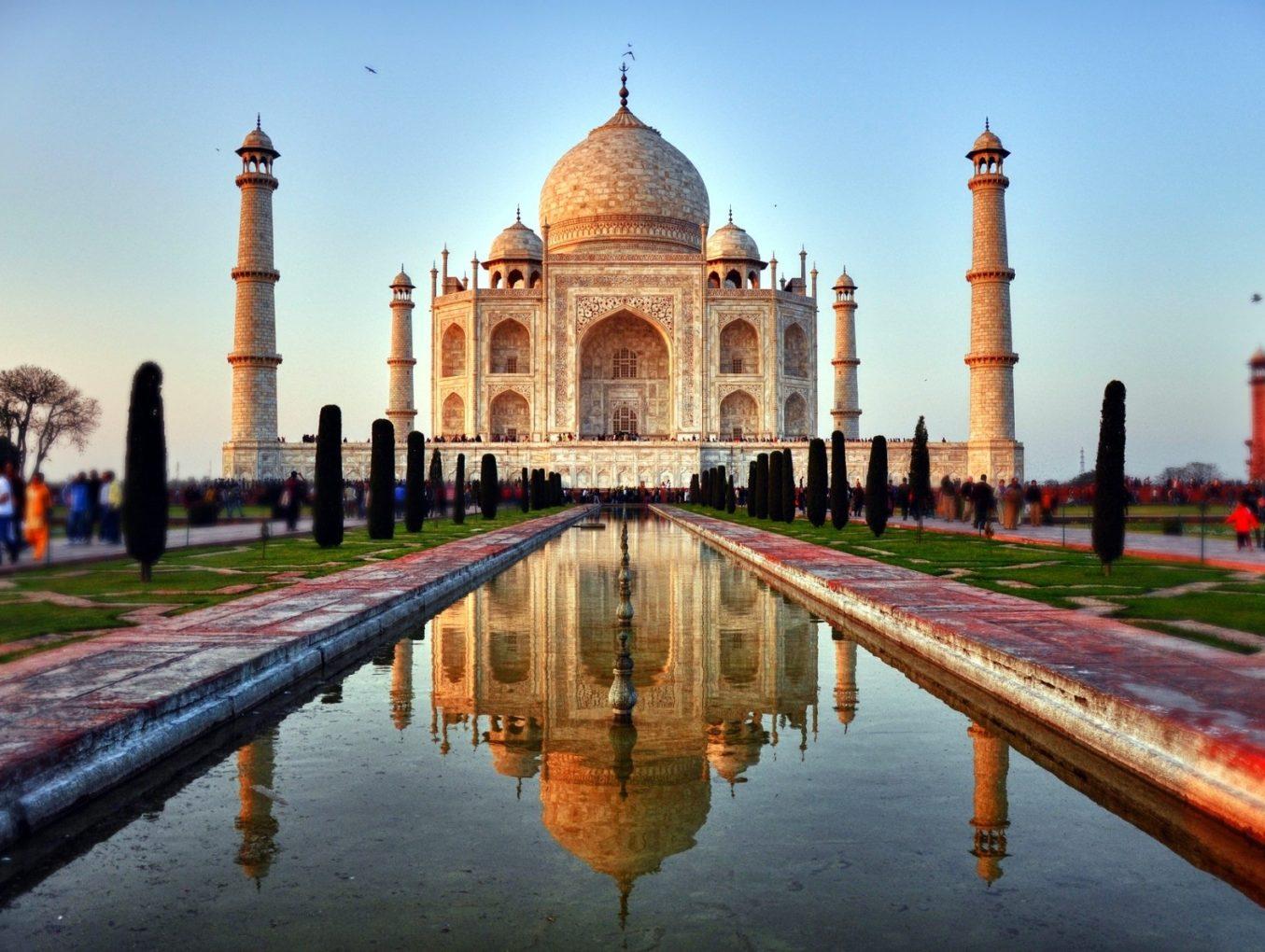 Индия развивает курортный туризм