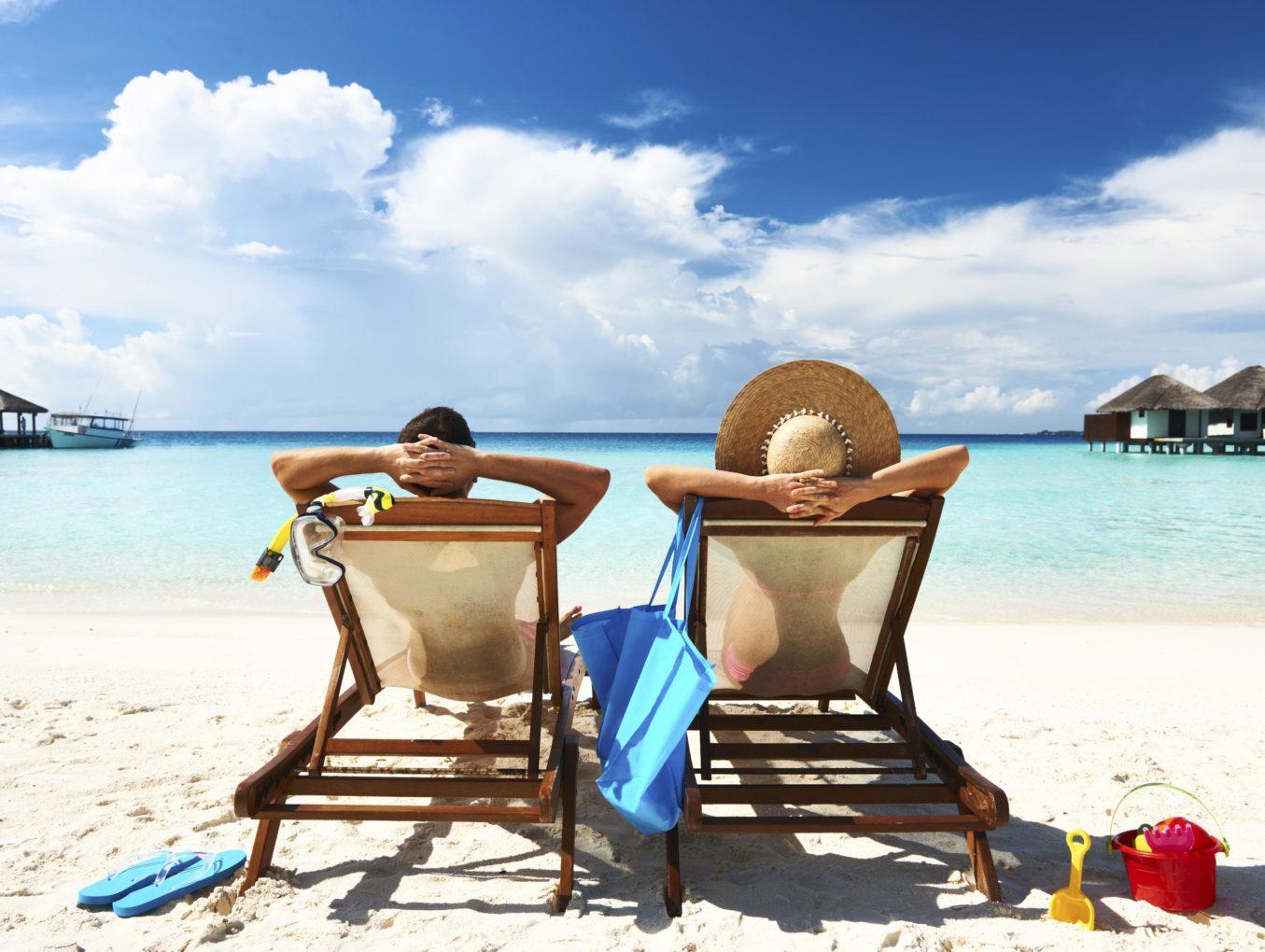 Отпуск - лучшее лекарство от усталости
