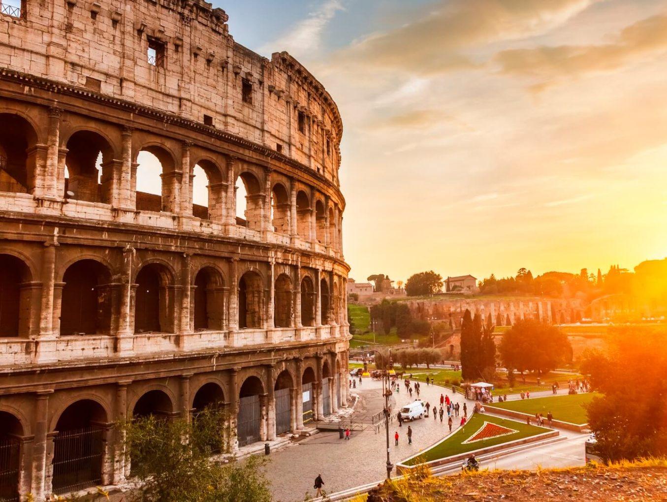 За осмотр Колизея придется платить дороже