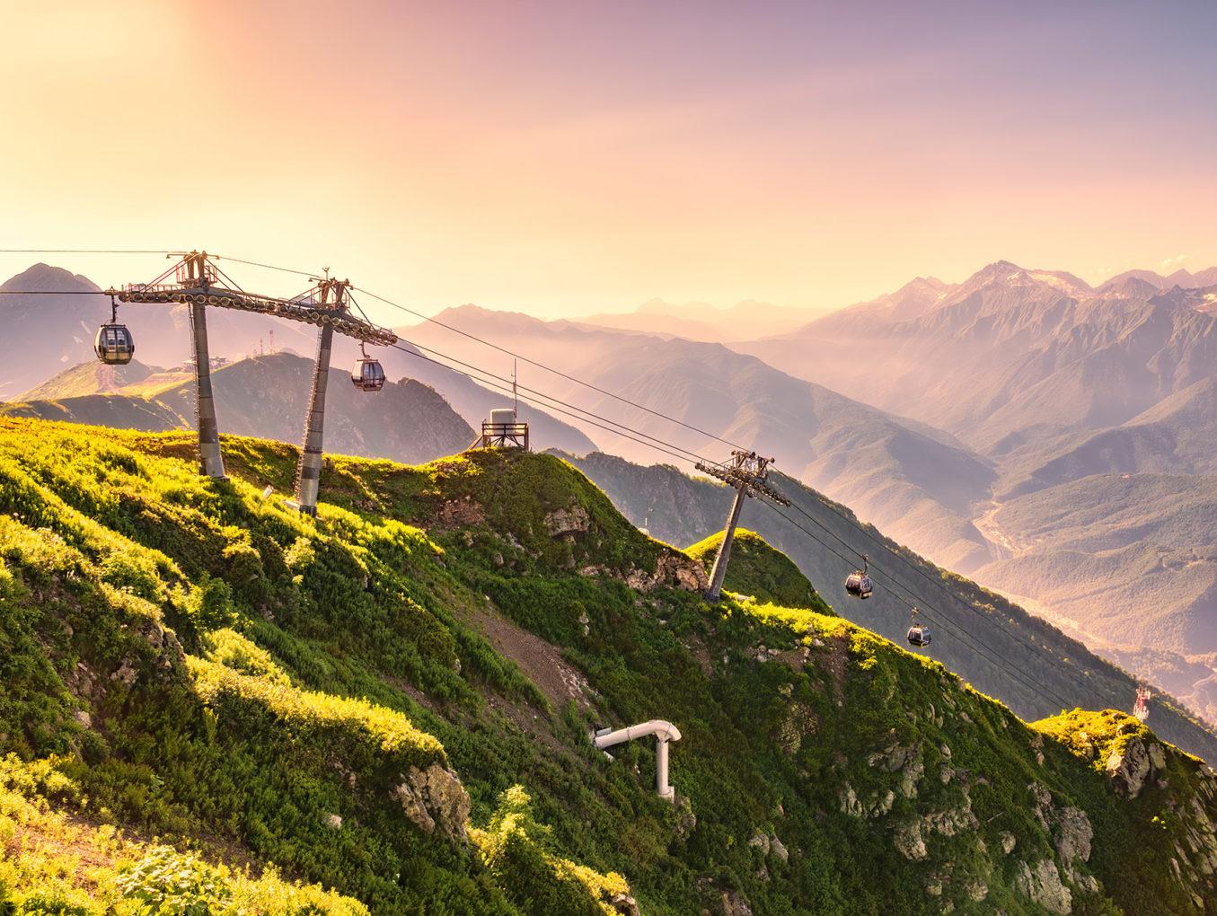Сочи принял миллион туристов с начала сезона
