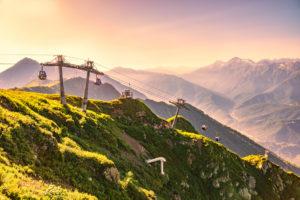 В Сочи приезжает все меньше туристов