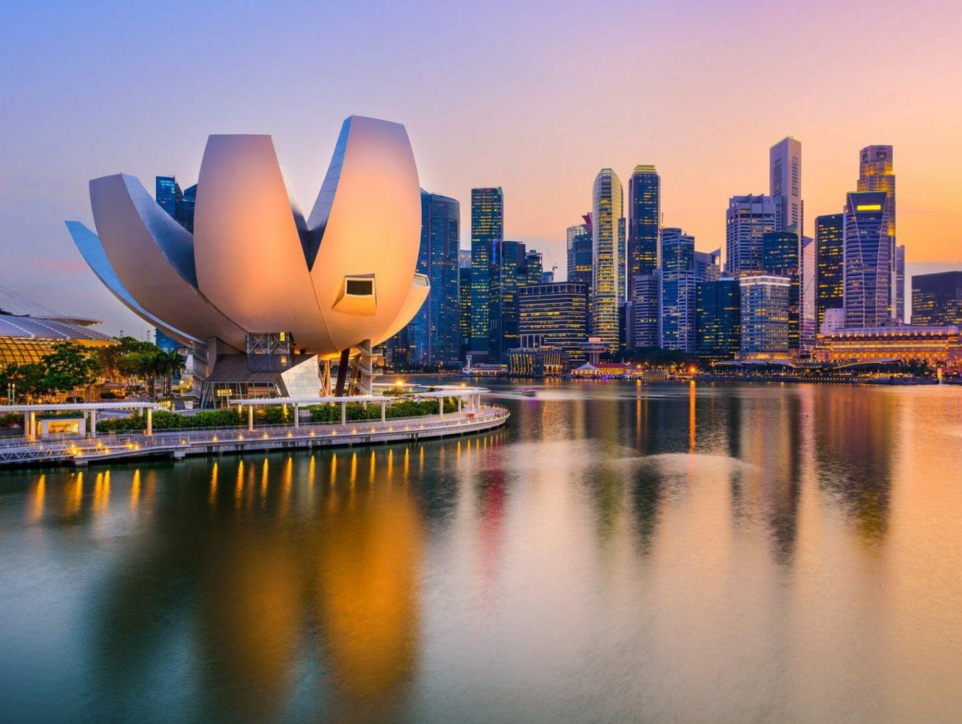 Самолеты Сингапурских авиалиний станут ресторанами