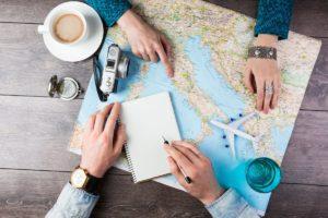 Какие страны прибавили в популярности среди туристов в прошлом году?